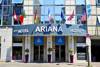 Naktsmītnes Hotel Ariana attēls vietā Lyon