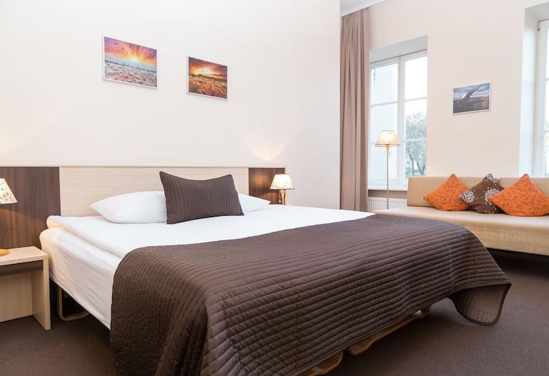 IVOLITA Vilnius Hotel, Vilnius, Camera Standard con letto matrimoniale o 2 letti singoli, Camera