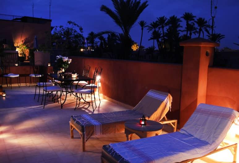 Riad Dar Nimbus, Marrakech, Ulkoalueet