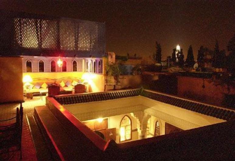 Riad Dar al Kounouz, Marrakesch, Terrasse/Patio