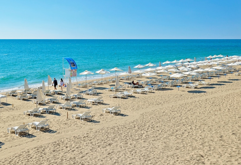 Melia Grand Hermitage - All Inclusive, Golden Sands, Plage