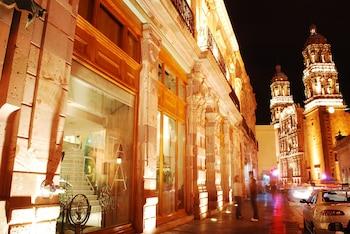Foto del  Santa Rita Hotel del Arte en Zacatecas