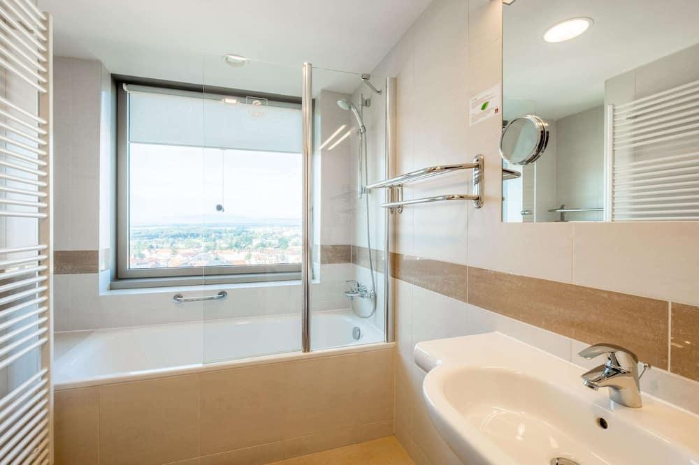 Superior Oda, 1 Çift Kişilik Yatak - Banyo