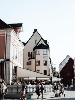 Hotelltilbud i Visby