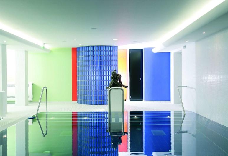 Galerie Design Hotel Bonn , Bonn, Krytý bazén