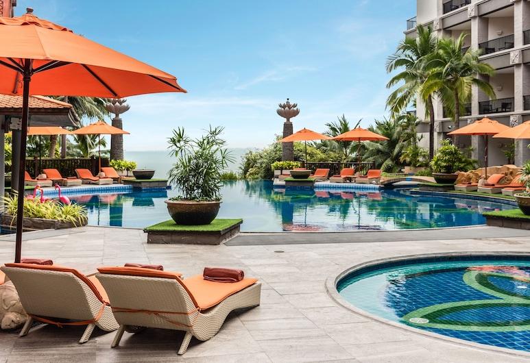 Garden Cliff Resort and Spa, Pattaya, Hồ bơi
