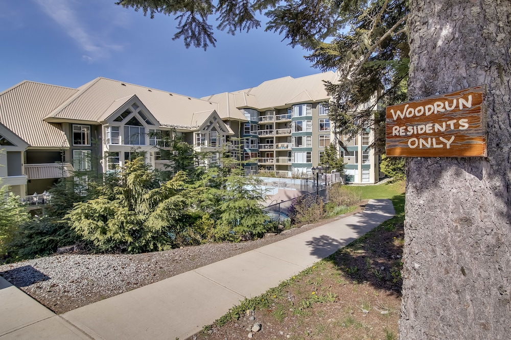 The Woodrun by Whiski Jack, Whistler