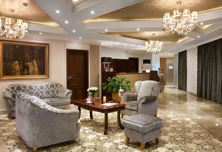 Hotel Capitulum, Gyor, Salon de la réception