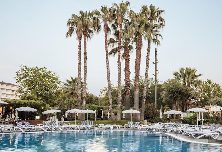AQUA Hotel Aquamarina & Spa, Santa Susanna, Εξωτερική πισίνα