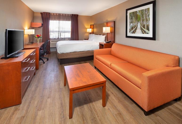 Canadas Best Value Inn Richmond Hill Toronto N, Richmond Hill, Room, 1 King Bed, Guest Room