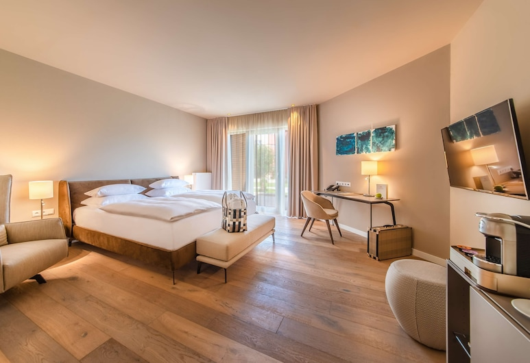 Hotel Villa Toskana, Leimen, Habitación doble ejecutiva, Habitación