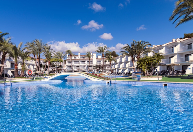 Apartamentos Playas Cas Saboners, Calvia, Aerial View