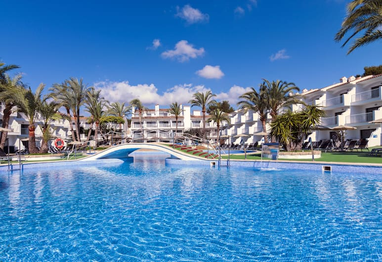 Apartamentos Playas Cas Saboners, Calvia, Pemandangan Udara