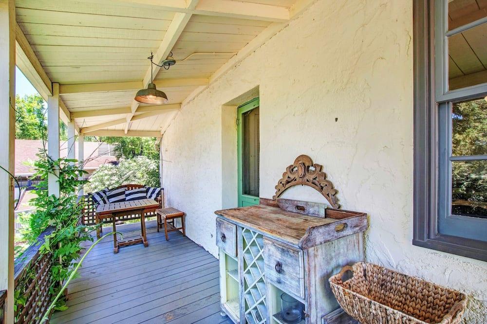 Suite - flere senge - balkon - Altan