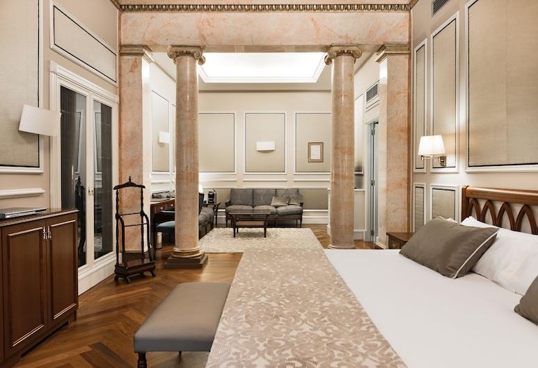 Catalonia Las Cortes Hotel, Madrid, Junior-Suite, Zimmer
