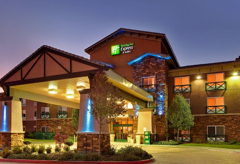 Holiday Inn Express Hotel & Suites Tehachapi, Tehachapi, Välisilme