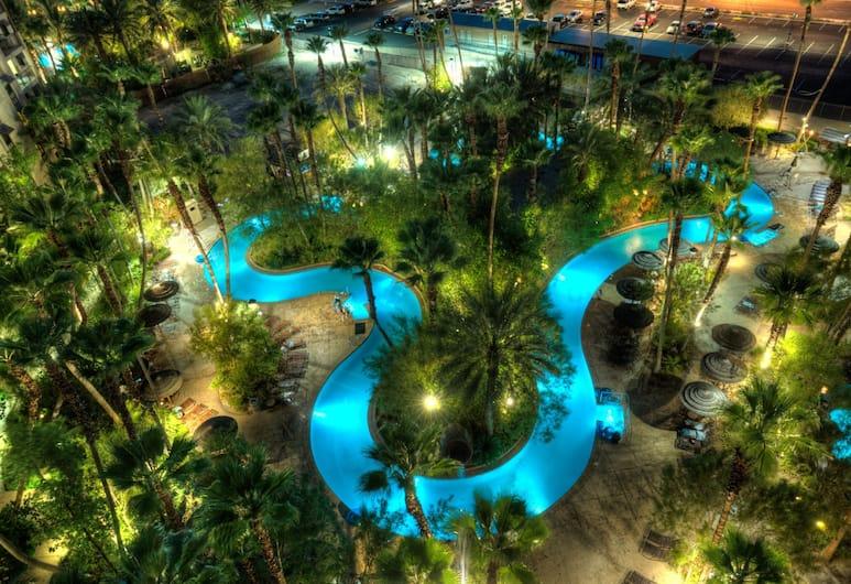 Tahiti Village Resort & Spa, Las Vegas, Välibassein