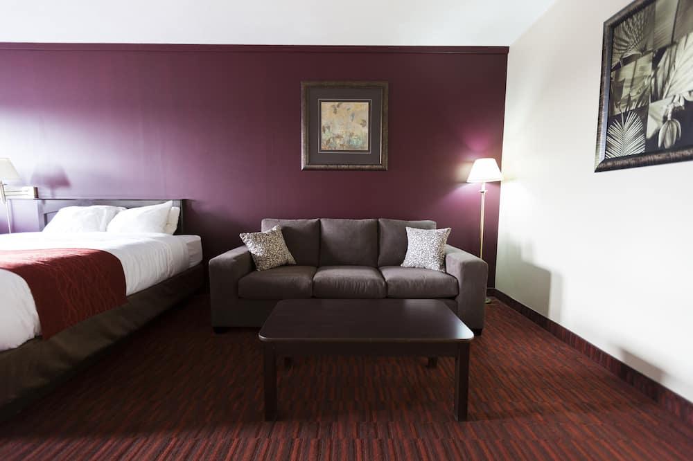 King Room - غرفة معيشة