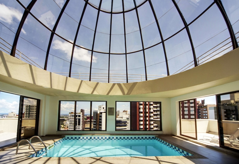 Radisson Hotel Curitiba, קוריטיבה, בריכה