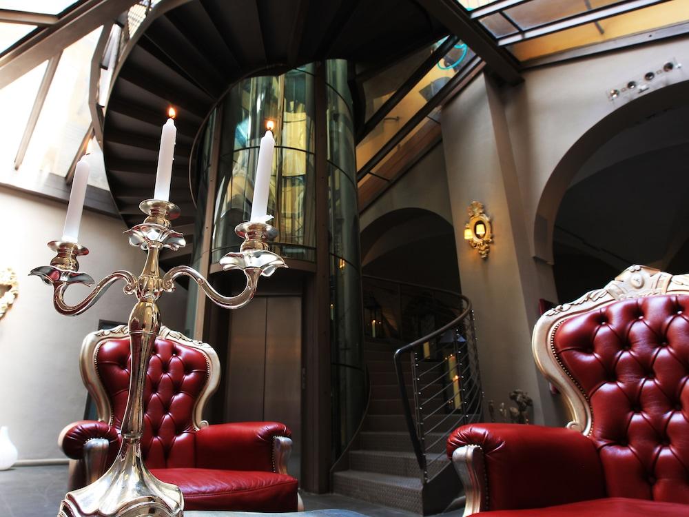 ボルゲーゼ パレス アート ホテル, Florence