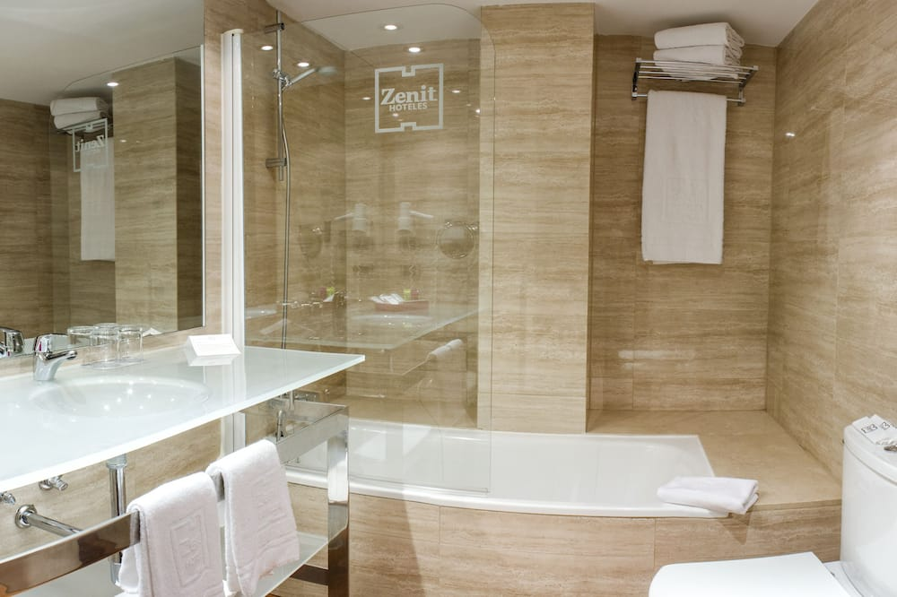 Phòng đơn - Phòng tắm