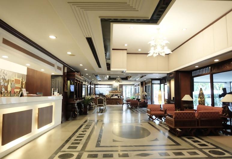 Star Hotel Chiang Mai, Chiang Mai, Lobby Sitting Area