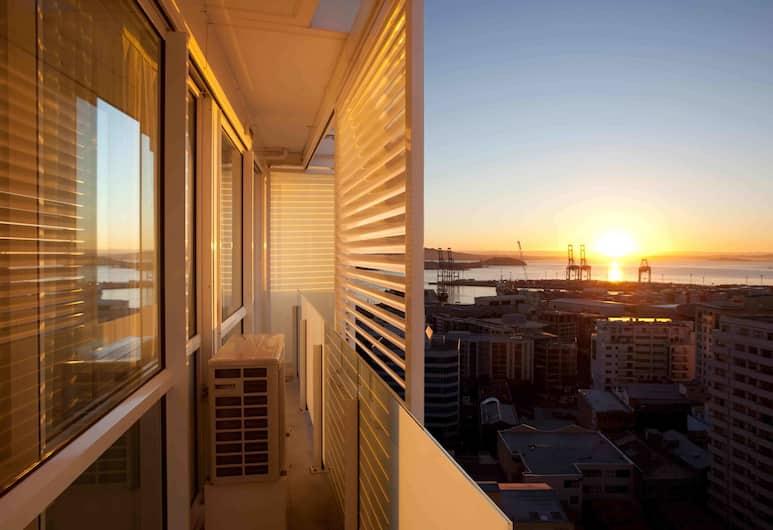 奧克蘭象限酒店, 奥克蘭, 豪華客房, 1 張加大雙人床, 客房景觀