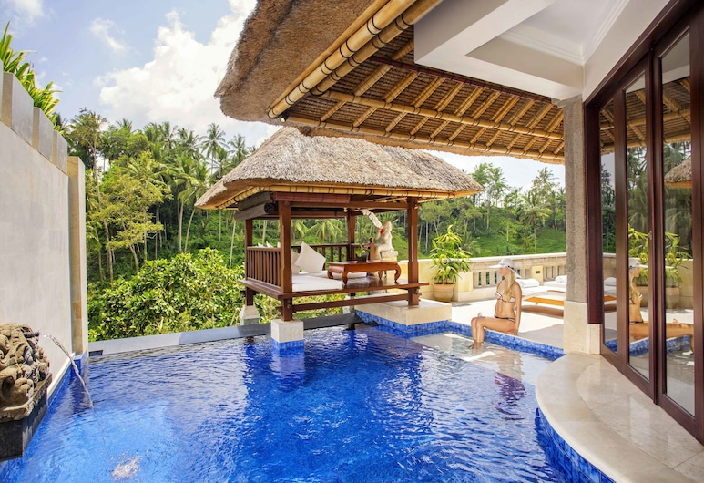 Viceroy Bali, Ubud, Terrace Pool Villa, Guest Room