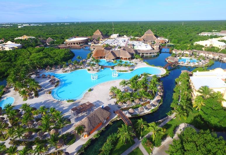 Grand Palladium White Sand Resort & Spa All Inclusive, Kantenah, Vue aérienne