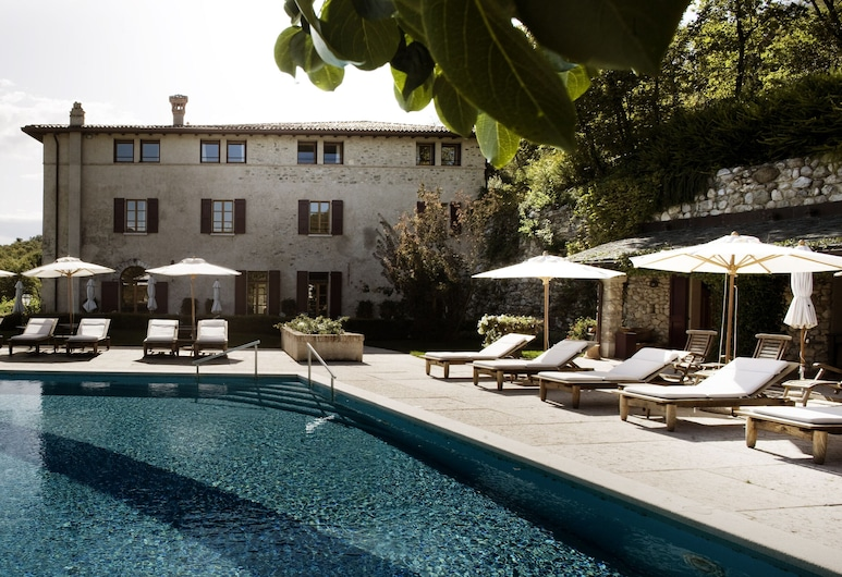 Villa Arcadio Hotel & Resort, Salò, Lauko baseinas