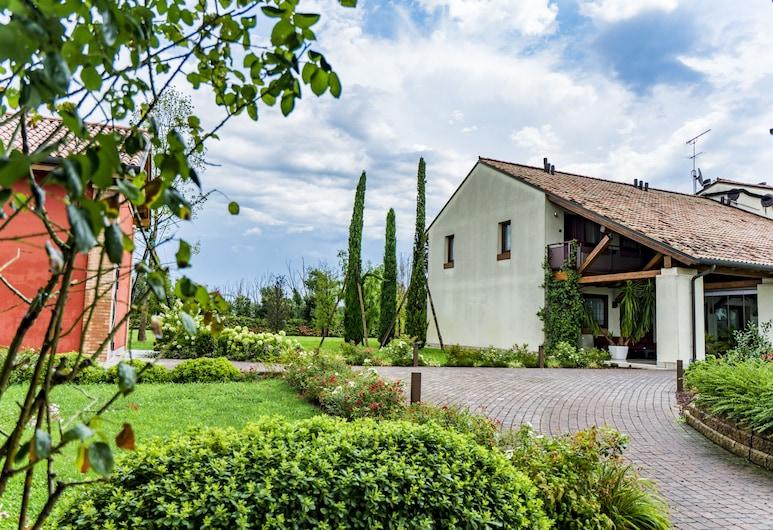 安尼亞公園威尼斯機場酒店, 美斯特雷, 花園