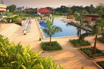 Dhaka bölgesindeki Radisson Blu Dhaka Water Garden resmi