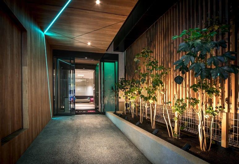 東京赤坂見附 the b 酒店, 東京, 走廊