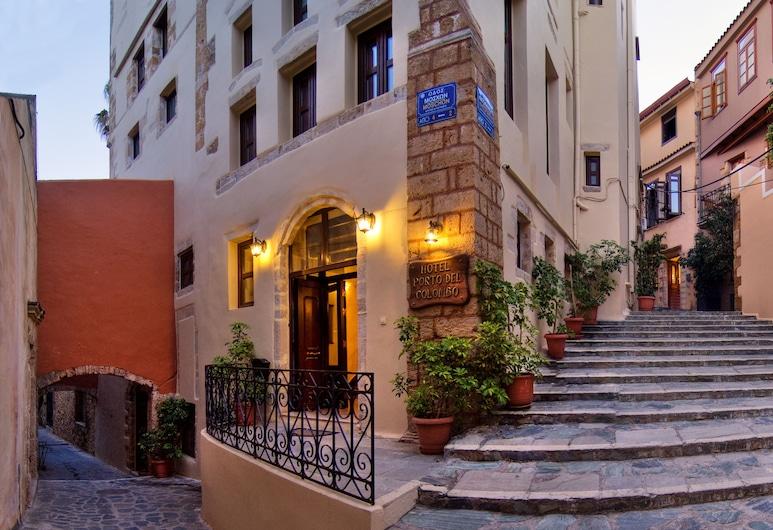Porto Del Colombo, Chania, Hotel Front