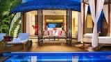 Reserve este hotel en Isla Fesdu, Maldivas
