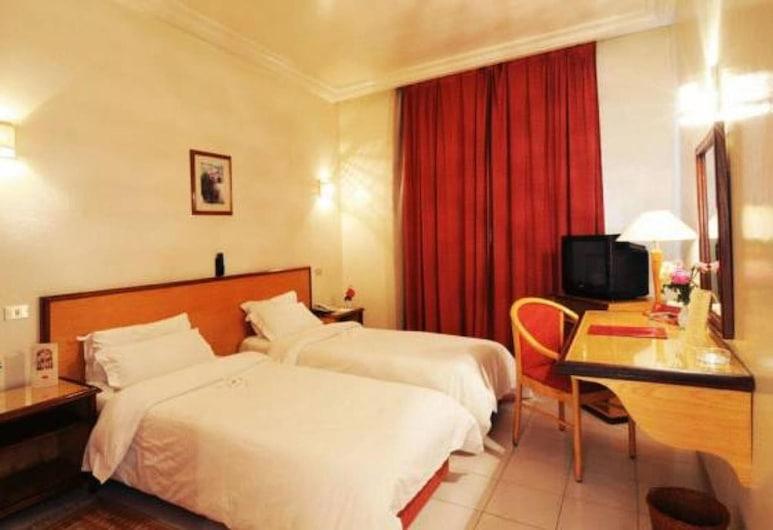Hotel du Parc, Túnez