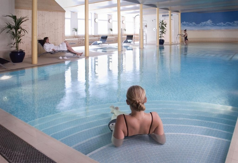 新拉纳克米尔酒店, Lanark, 室内游泳池