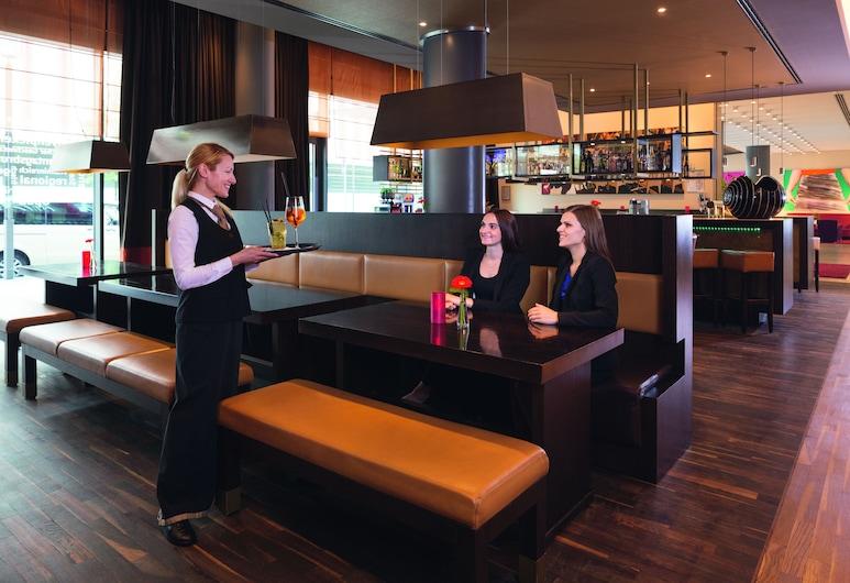 Movenpick Hotel Frankfurt City, Frankfurt, Otel Dinlenme Salonu