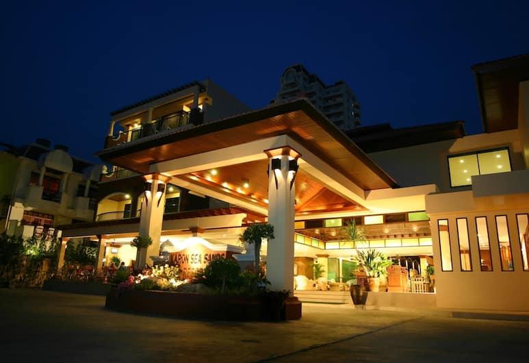 Karon Sea Sands Resort, Karon, Näköala hotellista