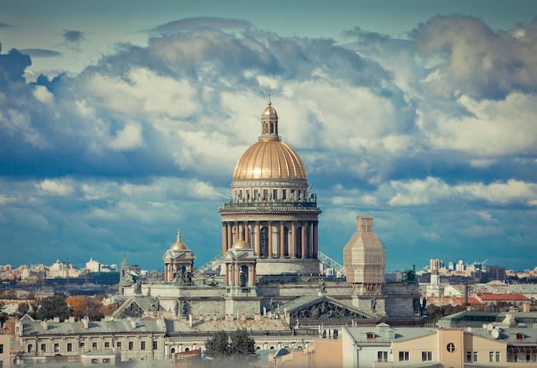 Ambassador Hotel, St. Petersburg, Pemandangan dari Hotel