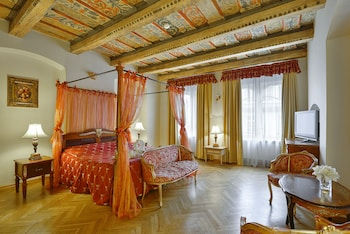 Foto van Green Lobster Rooms & Apartments in Praag