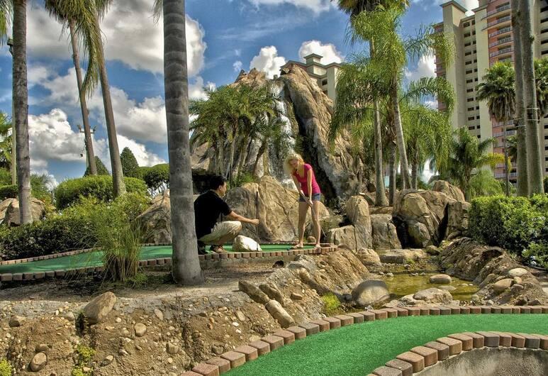 Blue Heron Beach Resort, Orlando, Minigolf