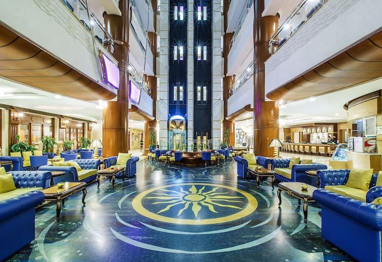 Grand Excelsior Hotel Bur Dubai, Dubai, Lobby Sitting Area