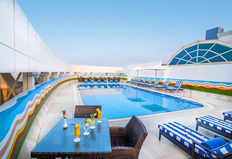 Grand Excelsior Hotel Bur Dubai, Dubai, Outdoor Pool