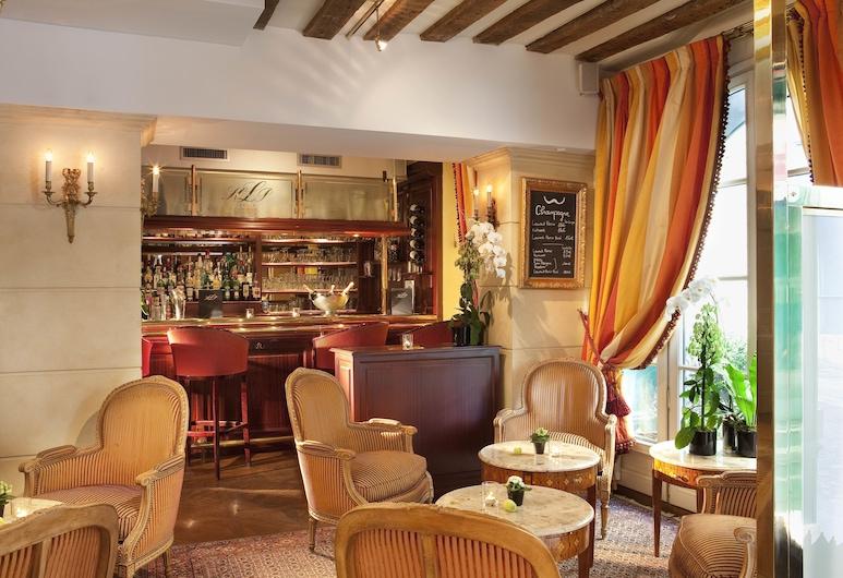 Hotel Luxembourg Parc, פריז, בר המלון