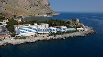 Palermo bölgesindeki Splendid Hotel La Torre resmi
