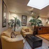 Suite ejecutiva, 1 cama King size - Sala de estar