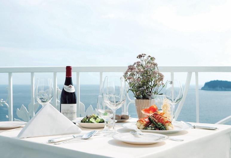 西归浦 KAL 酒店, 西归浦, 室外用餐