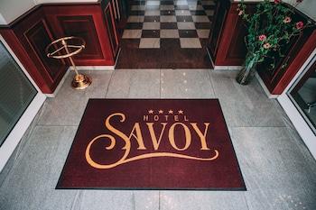 A(z) Hotel Savoy hotel fényképe itt: Opatija