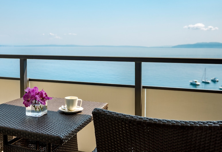 Remisens Premium Hotel Ambasador, Opatija, Superior Twin Room, Sea View, Beach/Ocean View